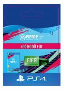 ESD SK PS4 - 500 FIFA 19 Points Pack (Kód na stiahnutie) PS4