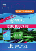 ESD SK PS4 - 12000 FIFA 19 Points Pack (Kód na stiahnutie) PS4