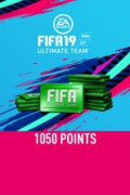 ESD SK PS4 - 1050 FIFA 19 Points Pack (Kód na stiahnutie) PS4