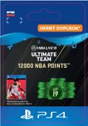 ESD SK PS4 - 12000 NBA 19 POINTS (Kód na stiahnutie) PS4