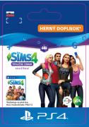 ESD SK PS4 -  The Sims™ 4 Get Together (Kód na stiahnutie)