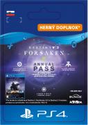 ESD SK PS4 -  Destiny 2: Forsaken Annual Pass (Kód na stiahnutie)