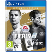 ESD SK PS4 -  FIFA 19 Ultimate Edition (Kód na stiahnutie) PS4