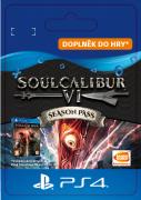 ESD SK PS4 -  SOULCALIBUR VI Season Pass (Kód na stiahnutie) PS4