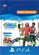 ESD SK PS4 - The Sims™ 4 Jungle Adventure (Kód na stiahnutie)