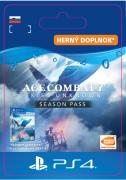 ESD SK PS4 - ACE COMBAT7: SKIES UNKONWN Season Pas (Kód na stiahnutie) PS4