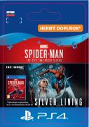 ESD SK PS4 - Marvel's Spider-Man: Silver Lining (Kód na stiahnutie)