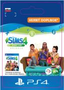 ESD SK PS4 - The Sims™ 4 Movie Hangout Stuff (Kód na stiahnutie) PS4