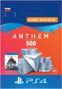 ESD SK PS4 - Anthem™ 500 Shards Pack (Kód na stiahnutie)