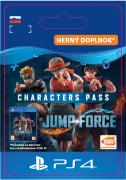 ESD SK PS4 - JUMP FORCE - Characters Pass (Kód na stiahnutie)