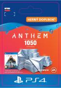 ESD SK PS4 - Anthem™ 1050 Shards Pack (Kód na stiahnutie)