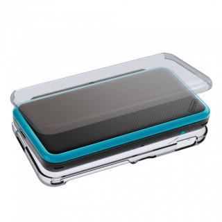 New 2DS XL Duraflexi Protector (Priehľadný) 3DS