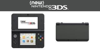 New Nintendo 3DS (Black) 3DS