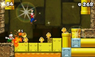 Nintendo 2DS (Black-Blue) + New Super Mario Bros. 2 3DS
