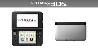 Nintendo 3DS XL (Black és Silver) + The Legend of Zelda A Link Between Worlds 3DS