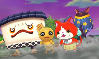 YO-KAI WATCH Blasters White Dog Squad 3DS