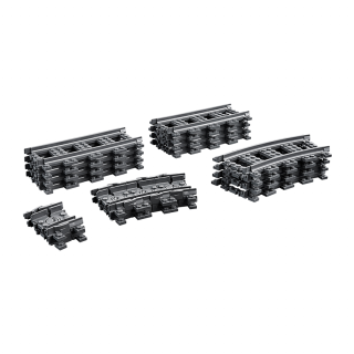 LEGO City Koľajnice (60205) Darčeky