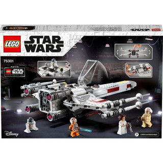 LEGO Star Wars Stíhačka X-wing Luka Skywalkera (75301) Darčeky
