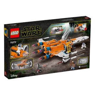 LEGO Star Wars Stíhačka X-wing Poea Damerona (75273) Darčeky