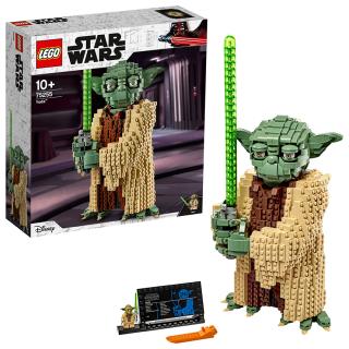 LEGO Star Wars Yoda (75255) Darčeky