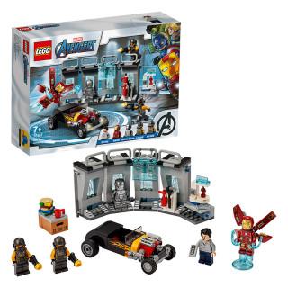 LEGO Super Heroes Iron Man a jeho obleky (76167) Darčeky