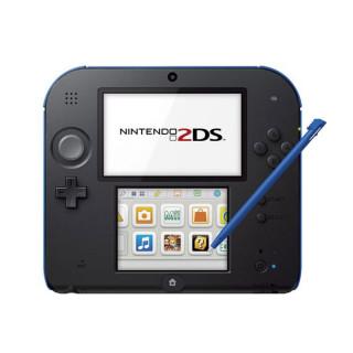 Nintendo 2DS (Black és Blue) + New Super Mario Bros. 2 3DS
