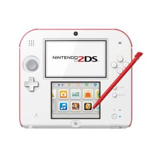 Nintendo 2DS (White és Red) + New Super Mario Bros. 2 3DS