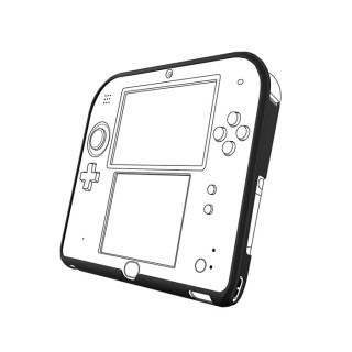 Nintendo 2DS silikónové púzdro (Viac farieb) 3DS