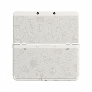 New Nintendo 3DS Cover Plate (White) (Cover) 3DS