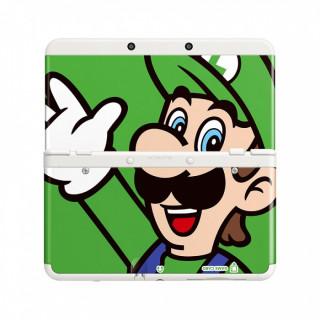 New Nintendo 3DS Cover Plate (Luigi) (Cover) 3DS