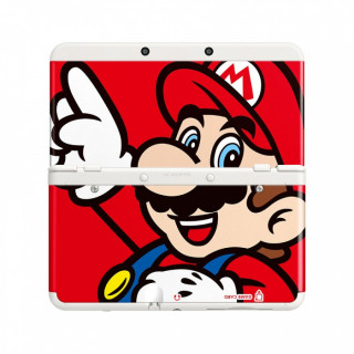 New Nintendo 3DS Cover Plate (Mario) (Cover) 3DS