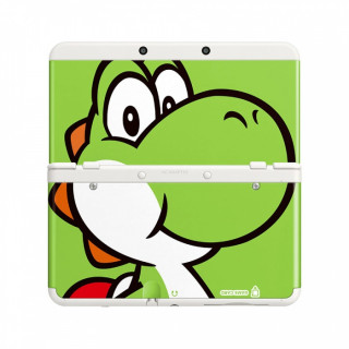 New Nintendo 3DS Cover Plate (Yoshi) (Cover) 3DS