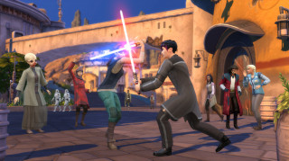 The Sims 4 + Star Wars Journey to Batuu PC