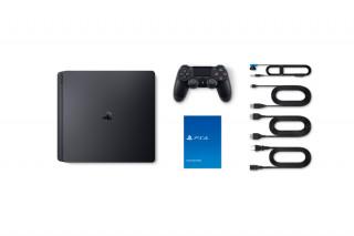 PlayStation 4 (PS4) Slim 1TB + Horizon Zero Dawn Complete Edition + Uncharted 4 + Gran Turismo Sport + Death Stranding PS4