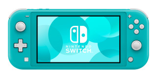 Nintendo Switch Lite (Tyrkysová) Switch