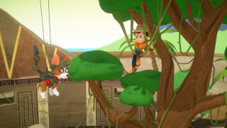 Paw Patrol: Mighty Pups Save Adventure Bay Switch