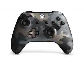 Xbox One bezdrôtový ovládač (Night Ops Camo Special Edition) Xbox One