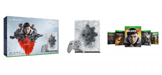 Xbox One X 1TB + Gears 5 Limited Edition Xbox One