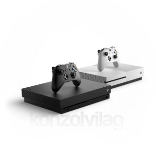 Xbox One X 1TB Xbox One