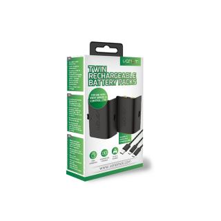VENOM VS2882 Xbox Series S & X čierne batérie (2 ks) + nabíjací kábel 3 m Xbox Series