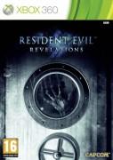 Resident Evil Revelations Xbox 360