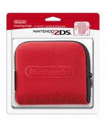Nintendo 2DS tok (Red) 3 DS