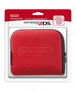 Nintendo 2DS púzdro (červené) 3 DS