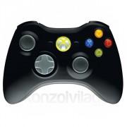 Xbox 360 bezdrôtový Ovládač (Black) Xbox 360