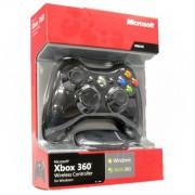 Xbox 360 bezdrôtový Ovládač (Black) + Vevő Multi