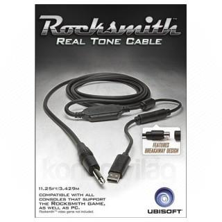 Rocksmith átalakító kábel (USB - 6,35 mm jack) Multiplatforma