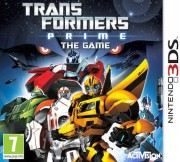 Transformers Prime 3 DS